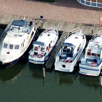 Motoryacht huren Friesland